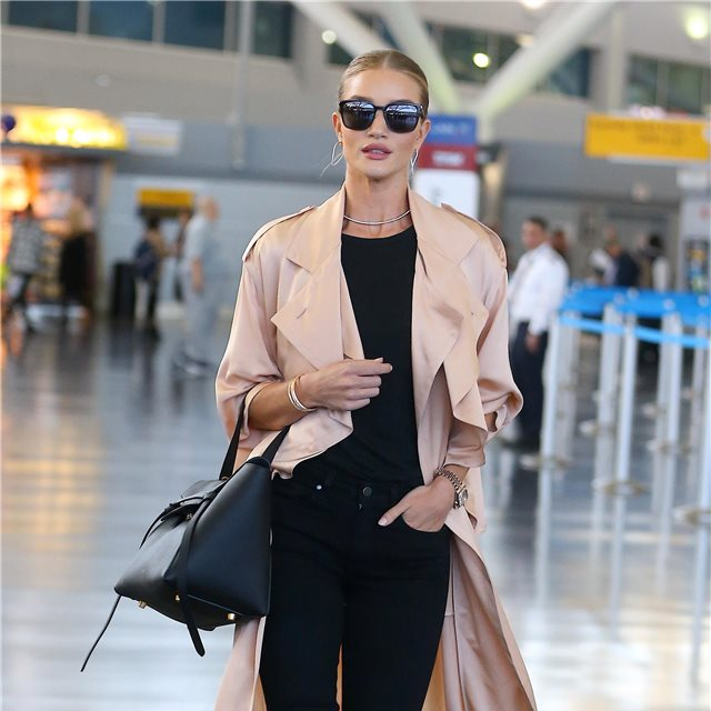 Rosie Huntington-Whiteley, de Stella McCartney