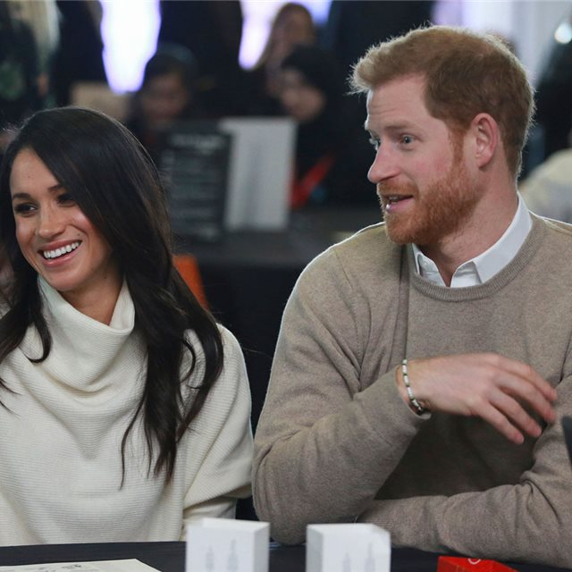 7 sorpresas sobre Harry y Meghan que encontrarás en el libro 'Harry: Life, Loss, and Love'