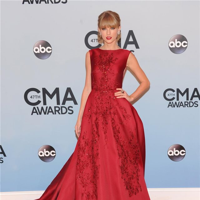 Taylor Swift, de Elie Saab Couture