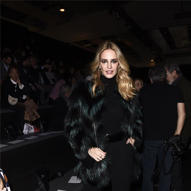 ¿Ya sabes quién ha estado en el 'front row' de la Mercedes- Benz Fashion Week de Madrid?