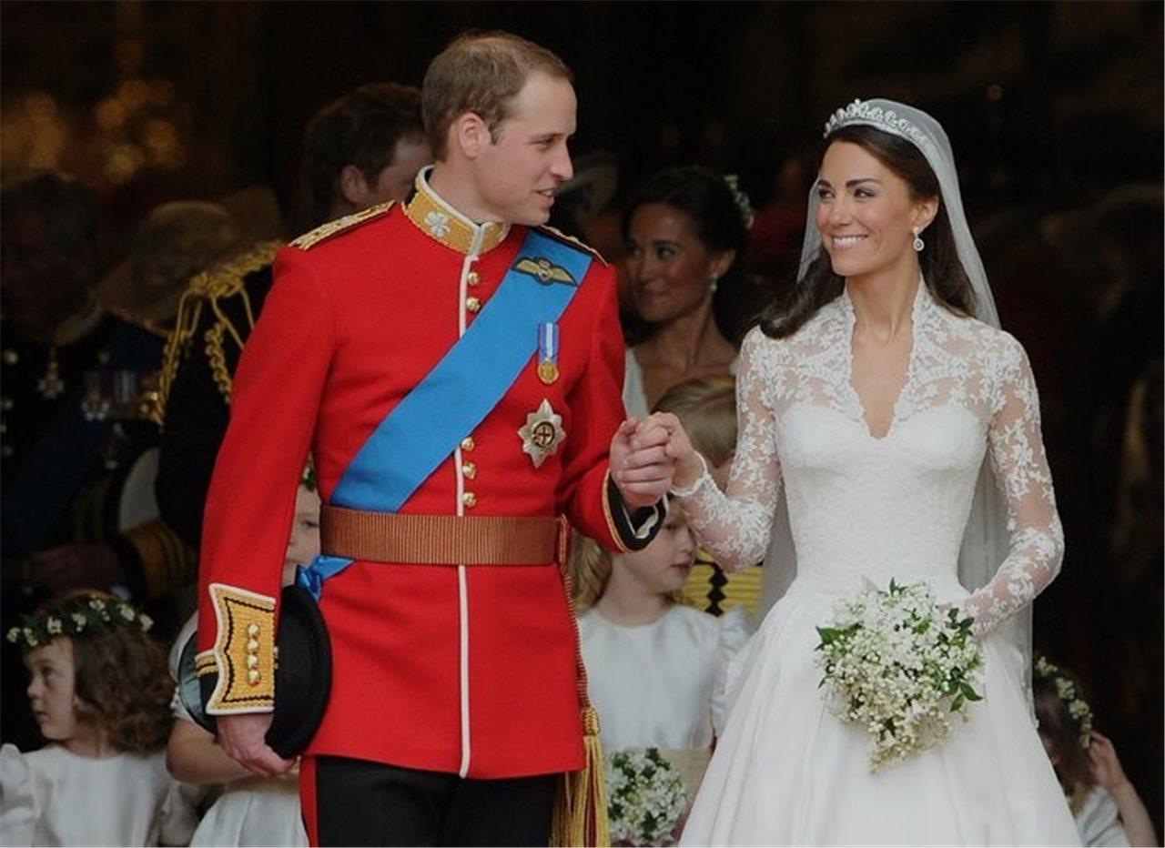Hm Recrea El Vestido De Novia De Kate Middleton Y Lo Lanza
