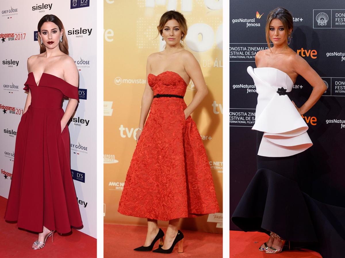 41ed706c986b Los vestidos de fiesta y alfombra roja de Blanca Suárez - InStyle