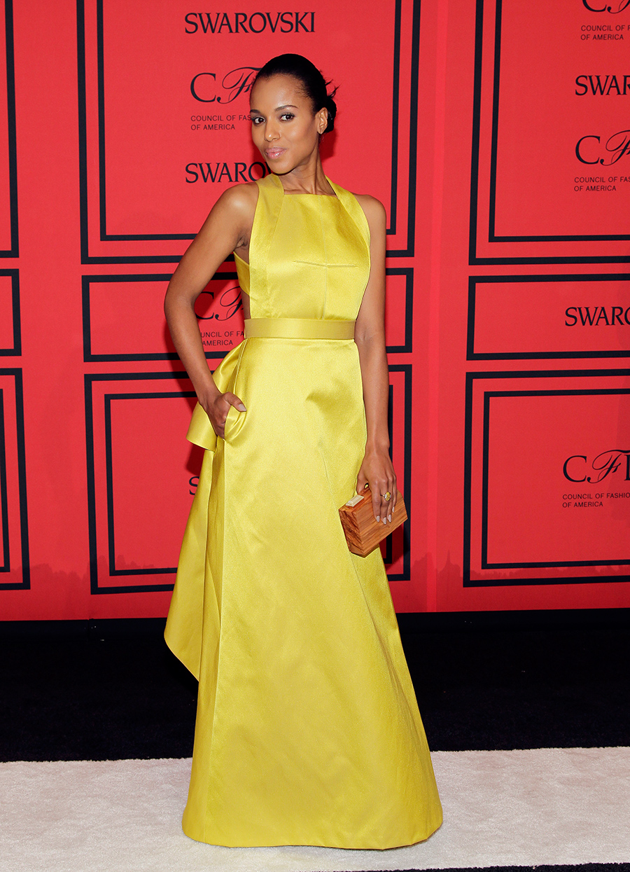 Kerry Washington (CFDA 2013)