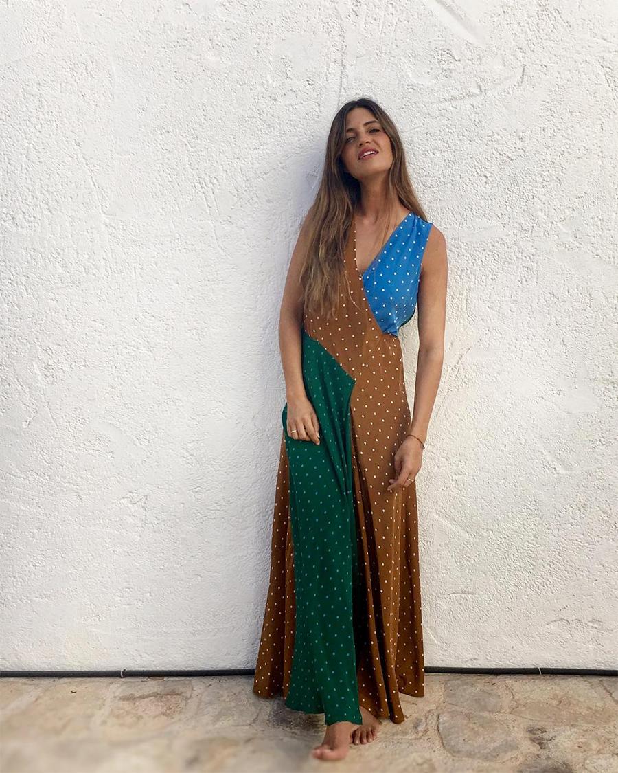 3e136e5e77 Sara Carbonero y su ropa en 5 looks primavera-verano 2018 - InStyle