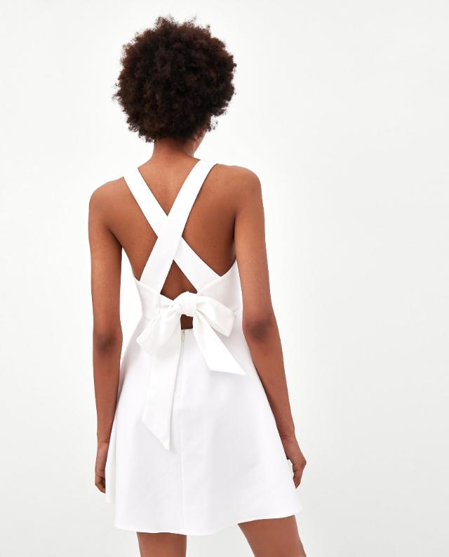 764f6fc4665f Este verano 2018 se llevan los vestidos con la espalda descubierta ...