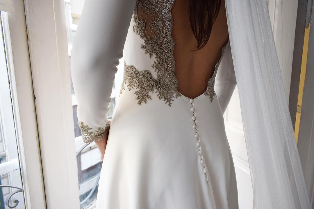 cómo elegir un vestido de novia - instyle