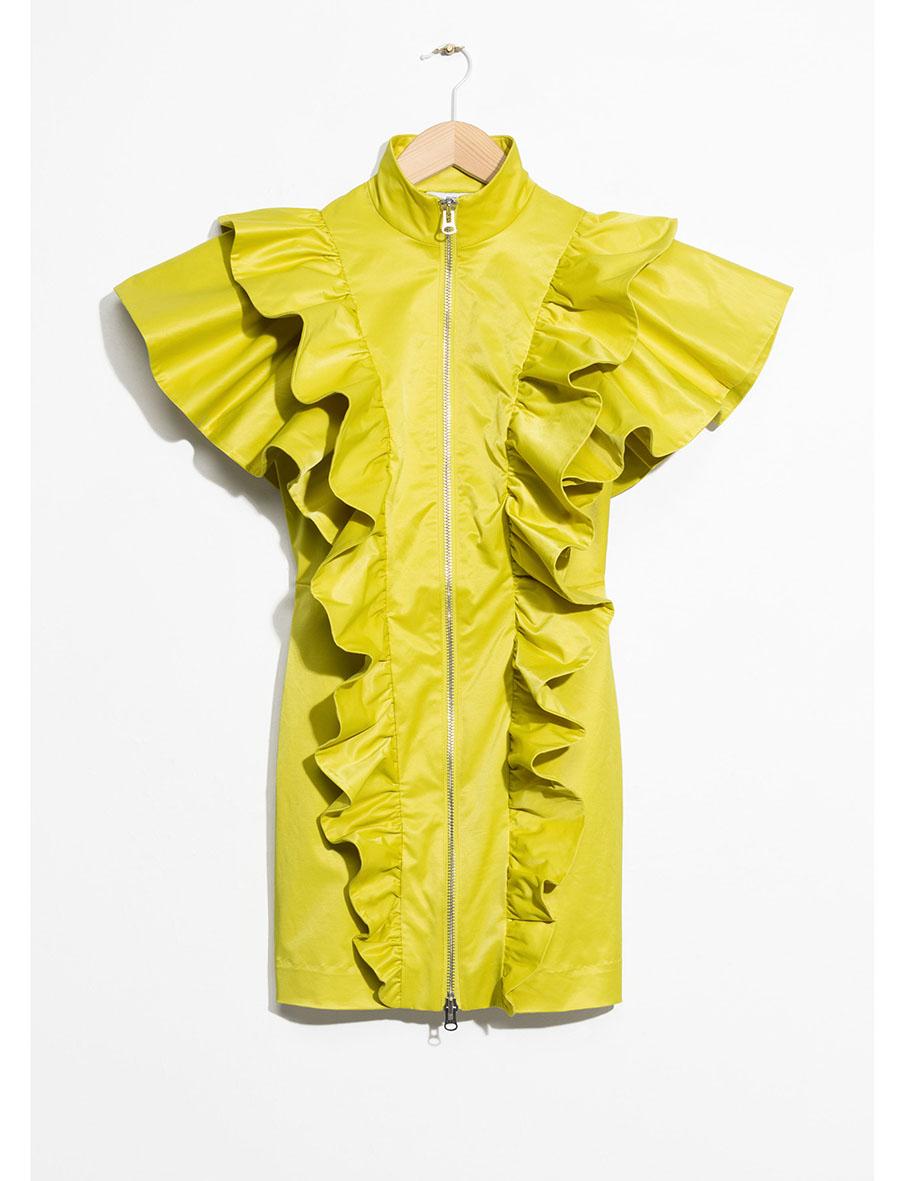 0c5541a4f vestido corto fiesta   Other Stories 125 €. Vestidos de fiesta cortos   apuesta todo