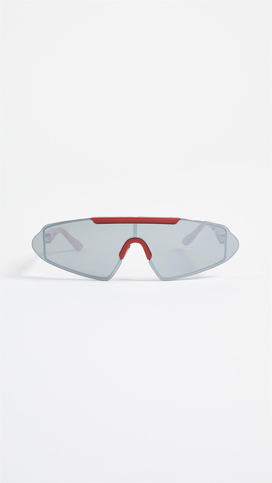 acne-studios-gafas-originales. Gafas de sol tipo 'ski retro' 63edb17fbf13