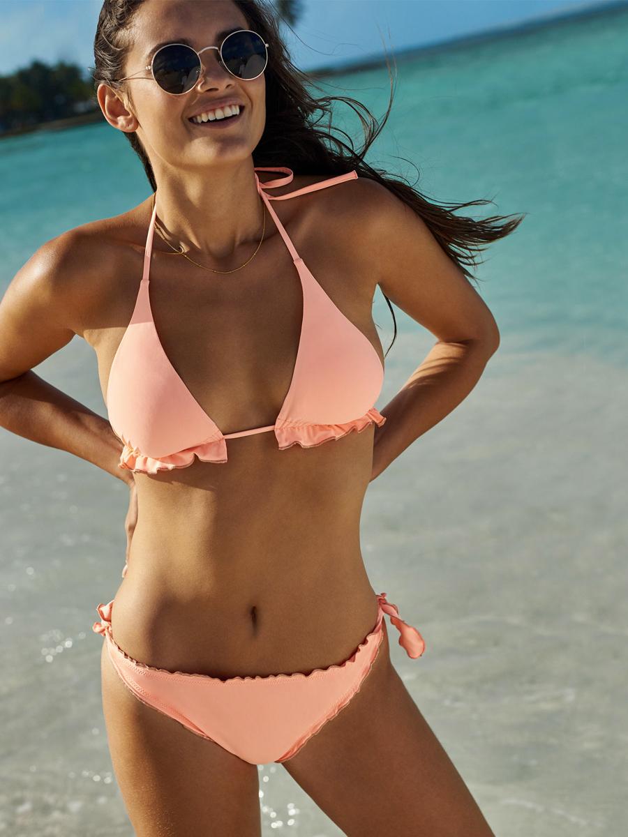 71528b85ff03 Bikinis 2018 que favorecen: Calzedonia, Tezenis, Oysho... - InStyle
