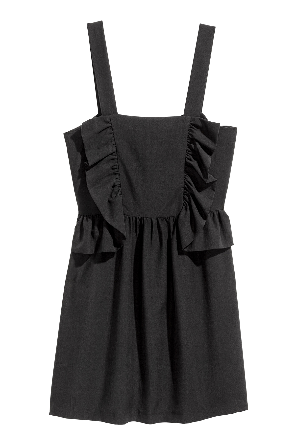 hym-rebajas-2018-verano-vestidos-little-black-dress. Mini vestido negro