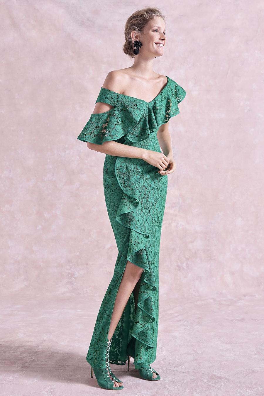 6b2a4f633 Vestidos invitada a una boda de tarde: los vestidos largos más ...