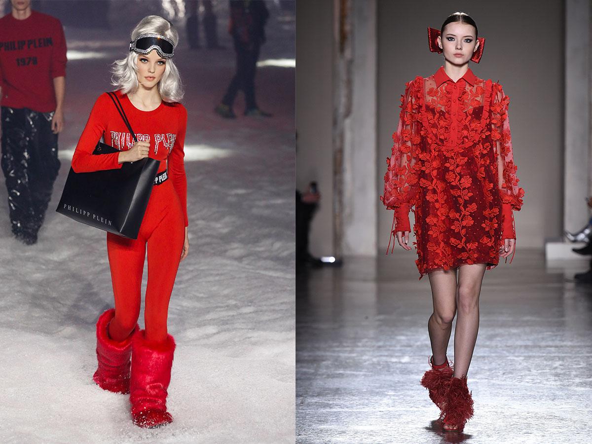 d5e63e582d8 colores-moda-otoño-invierno-rojo. Color rojo  vivo e intenso