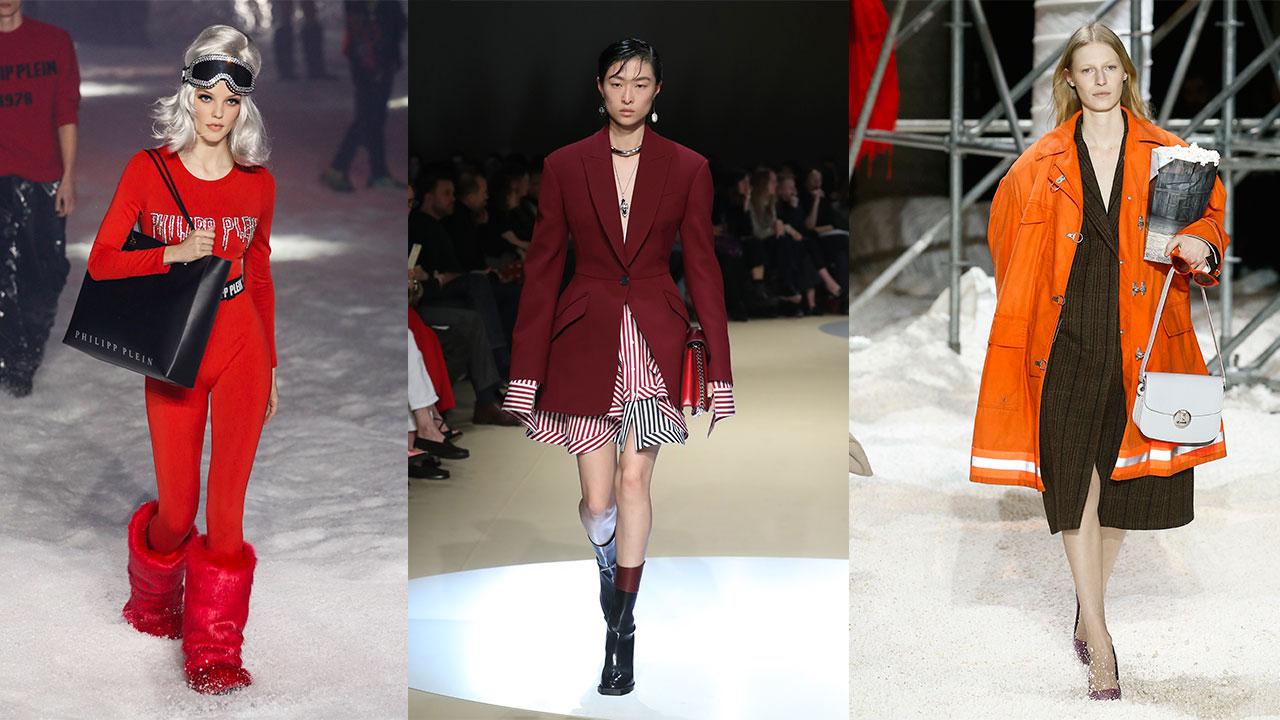 893287ca3 Colores de moda otoño invierno 2018 19 - InStyle