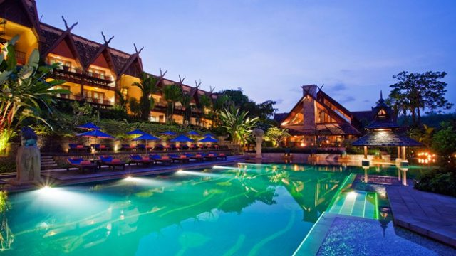 Anantara Golden Triangle Elephant Camp and Resort, Tailandia