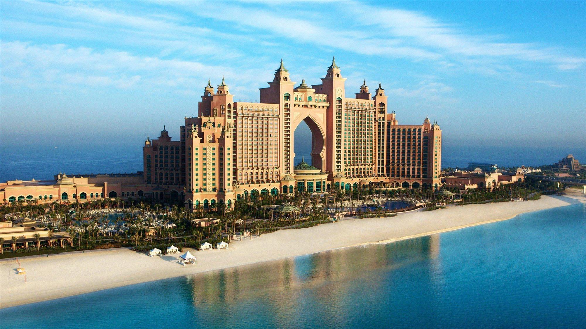 Atlantis, The Palm, Dubái, Emiratos Árabes Unidos