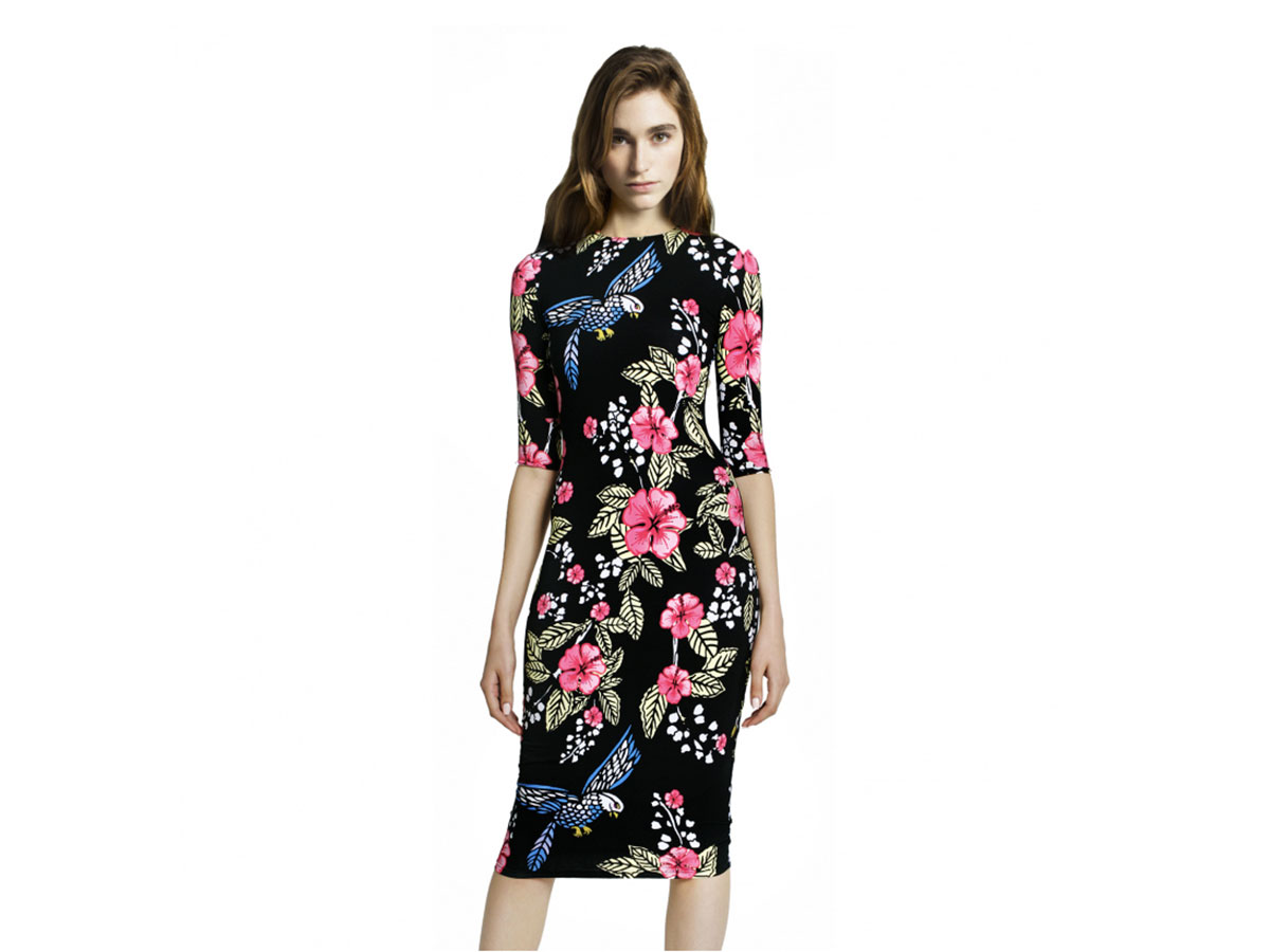 Modelos de vestidos cortos para fiesta