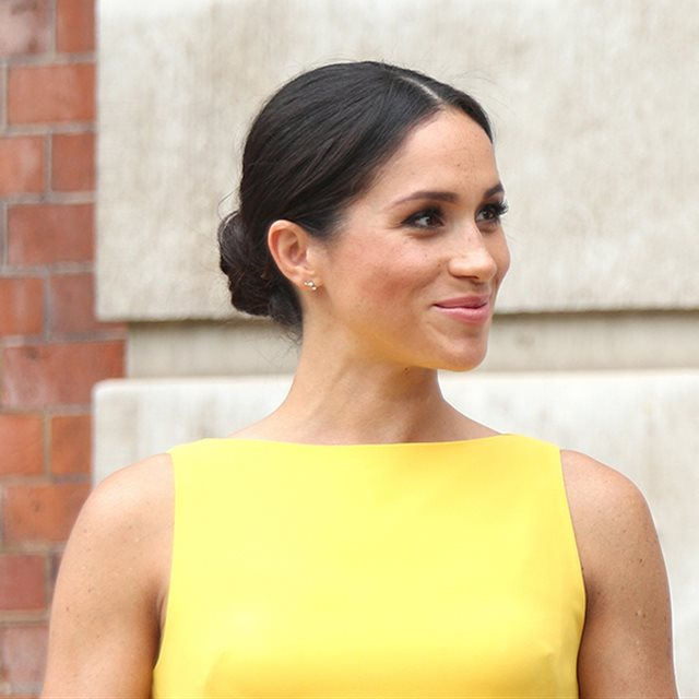 Perfecto 'look' de invitada (by Meghan Markle)