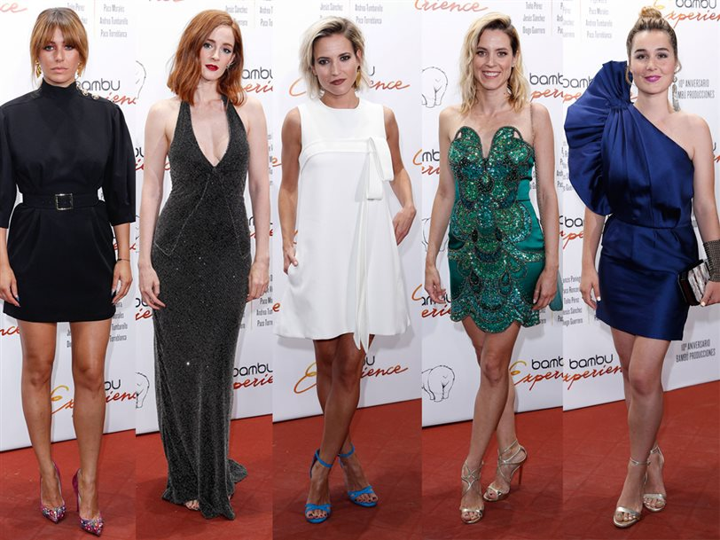 Looks Las chicas del cable