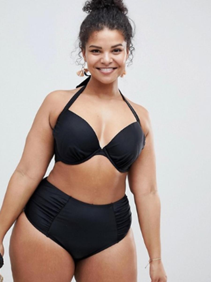 09abd69ea Bikini tallas grandes mujer Asos. Bikinis con estilo para chicas curvy