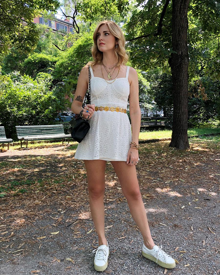 bastante agradable d7a98 cbaeb Vestidos de verano y zapatillas que combinan muy bien - InStyle