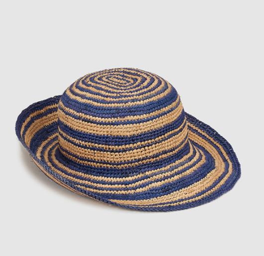 Sombrero de paja para la playa imprescindibles este verano 2018 ... 05b854cb7096