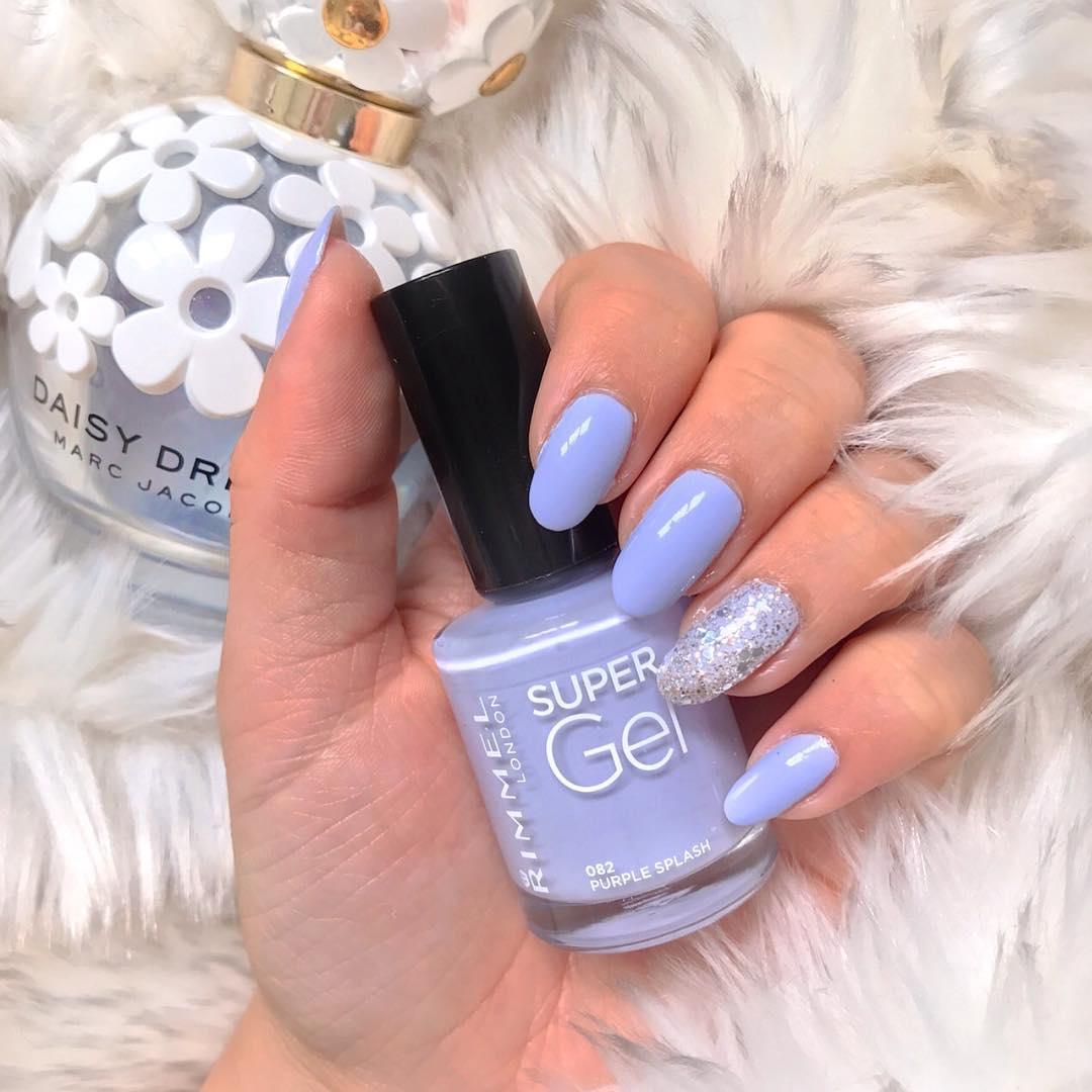 da0219800 Color de uñas que se llevan este verano 2018  manicura y pedicura ...