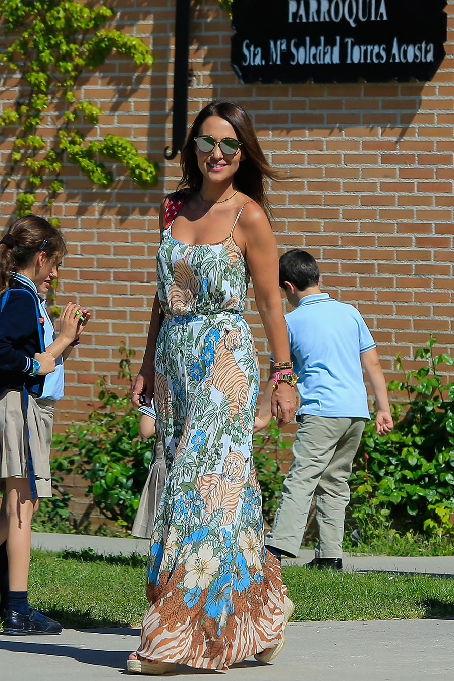 9db93277a7 vestido-paula-echevarria-portada. El vestido con el que Paula Echevarría ya