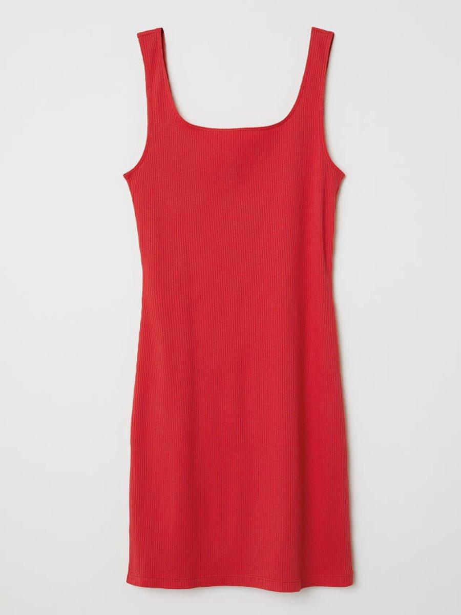 Vestidos coctel cortos rojo