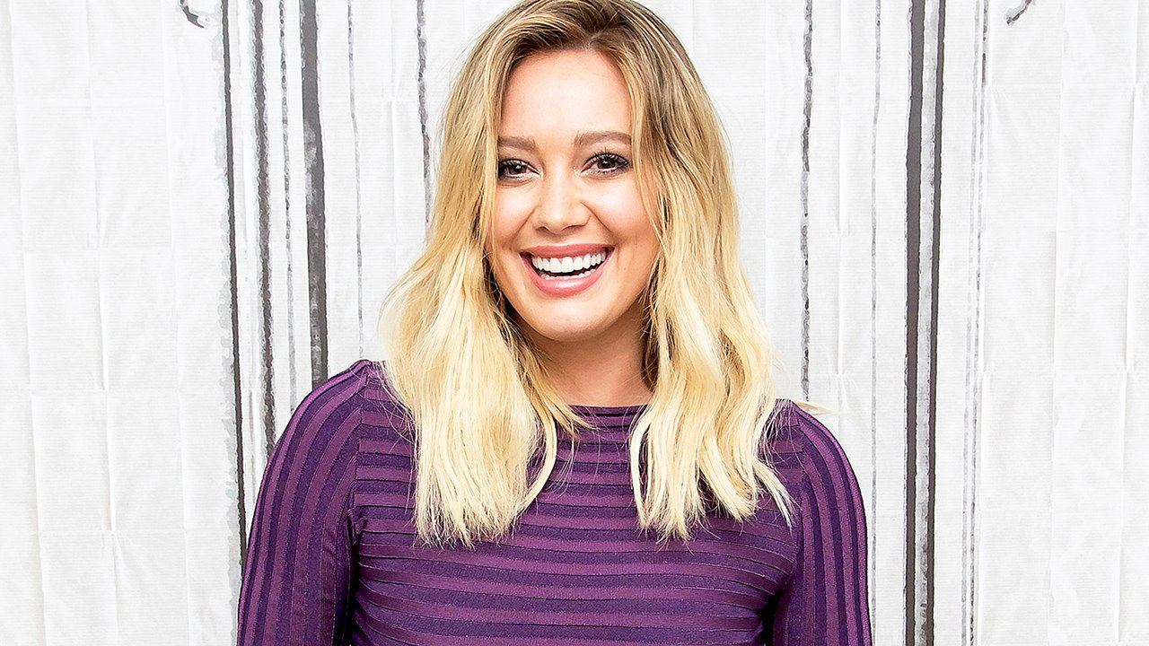 34f9c6745 Hilary Duff habla sobre su embarazo en Instagram - InStyle