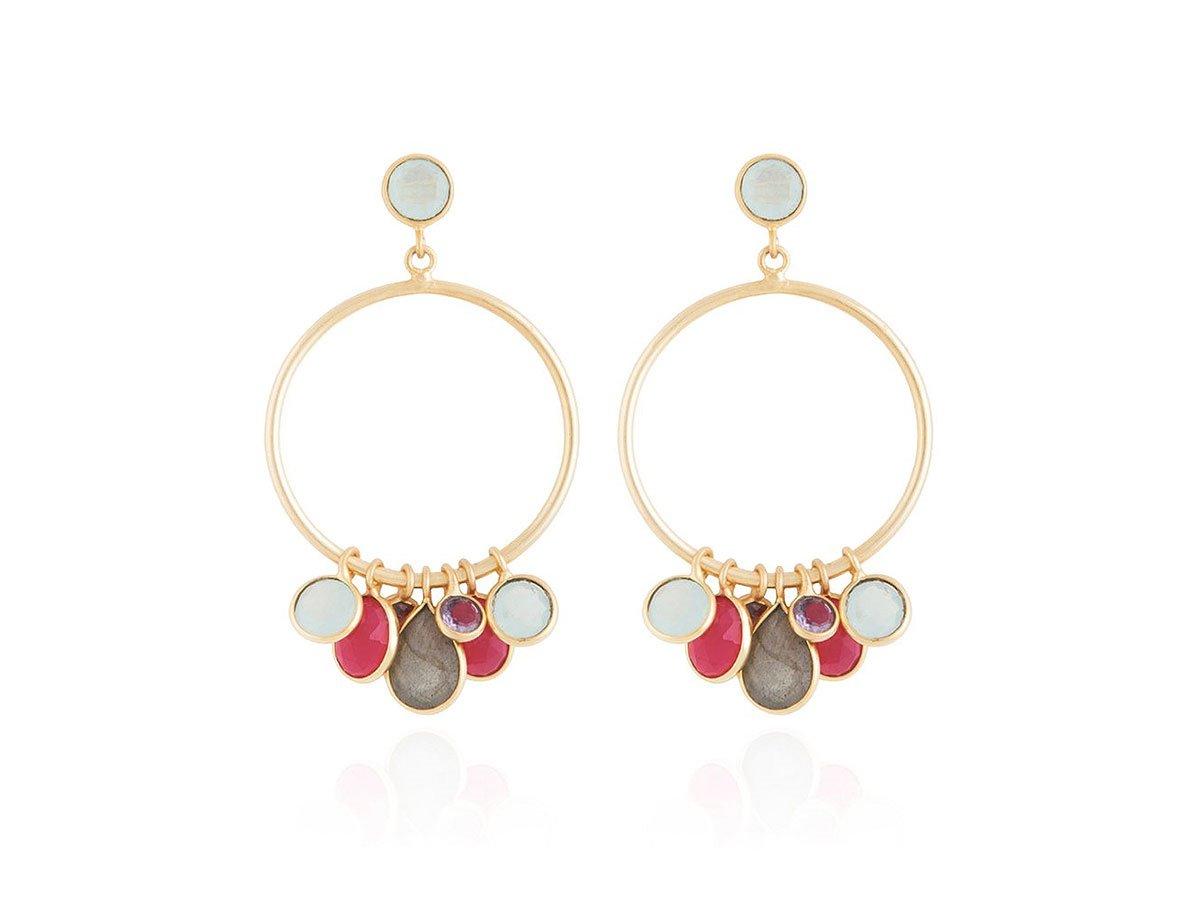 9c440f24a88e accesorios-pendientes-lavani. Un toque de color