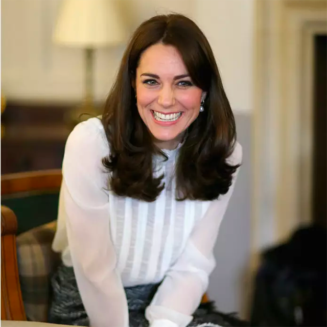 El vestido transparente con el que Kate Middleton conquistó al Príncipe William