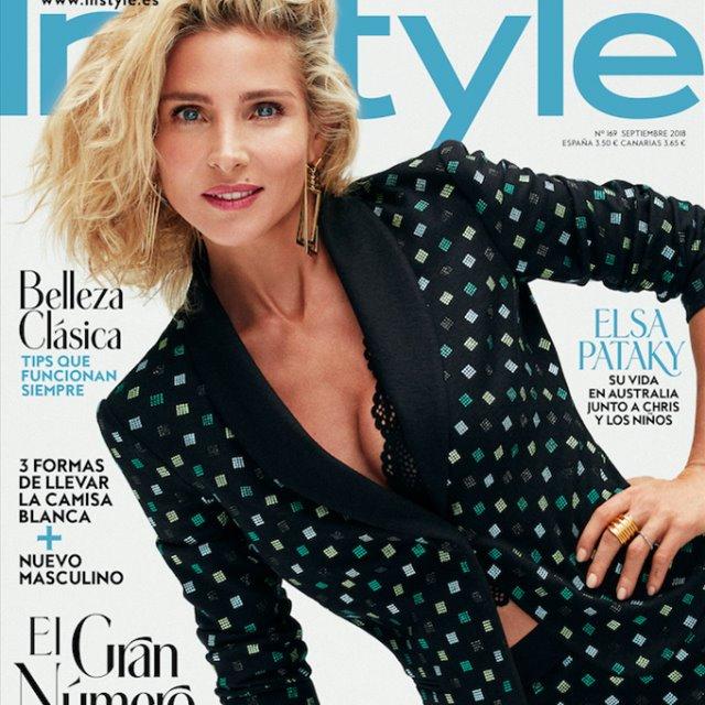 0652196a7 Los tips de moda, belleza y estilo de vida de Elsa Pataky - InStyle