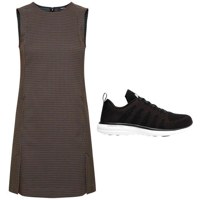 Del Vestidos ZapatillasEl Moda Instyle Otoño Con Look De YbgIf6yv7