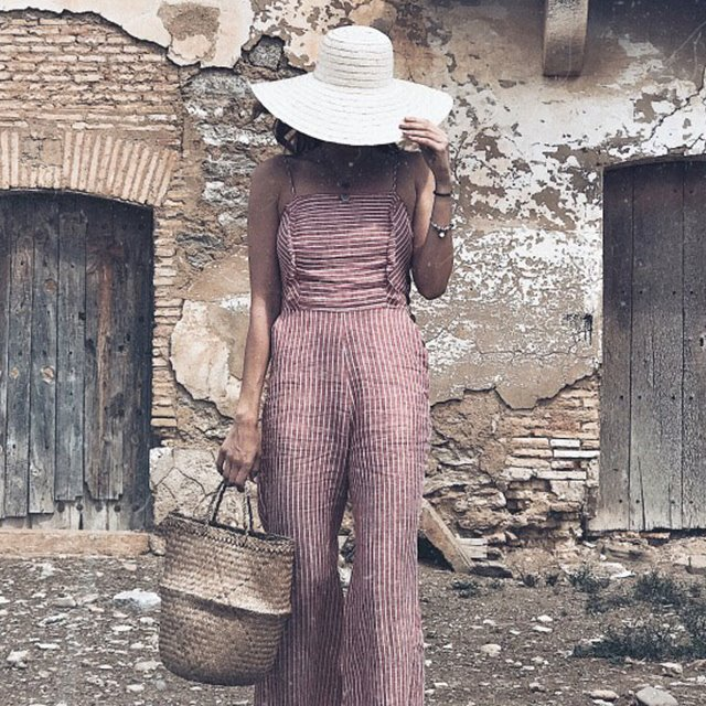 5 looks de verano con sombrero de rafia, por 'Look and chic'