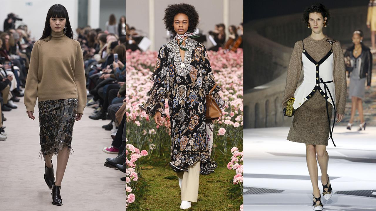 Así es cómo debes combinar las prendas de moda del otoño-invierno 2018/19