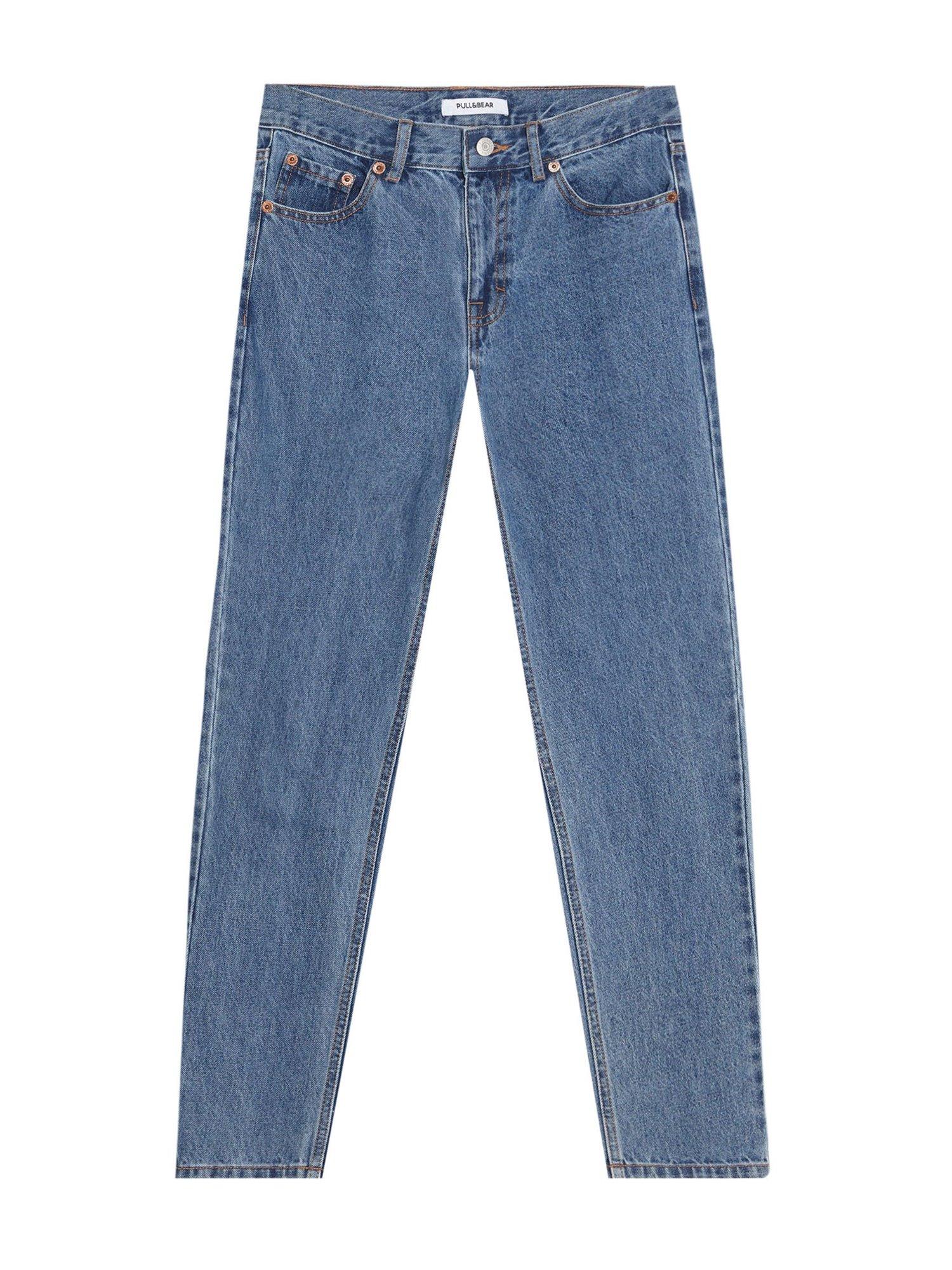 Vaqueros rectos  los pantalones de mujer que favorecen ¡están de ... f6572a58ab7