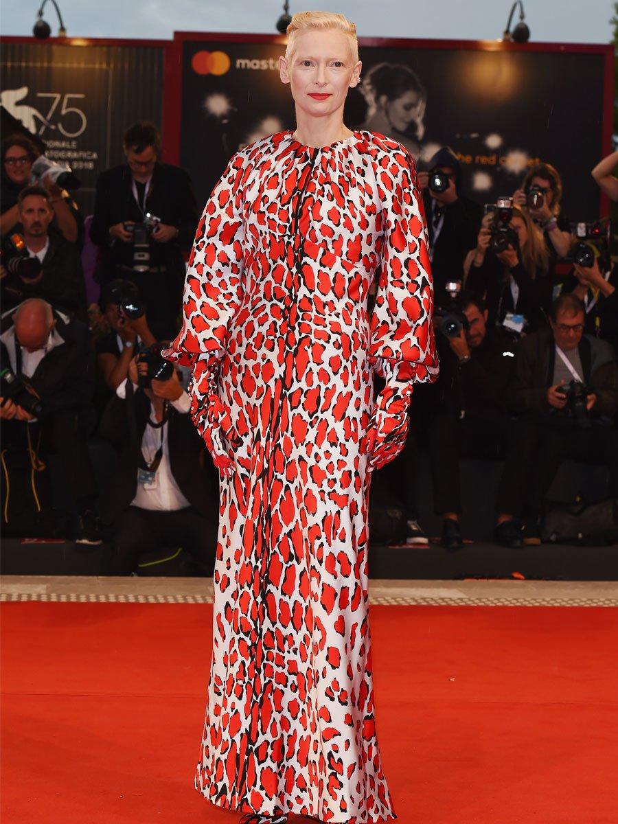 Vestidos mas bonitos de la alfombra roja