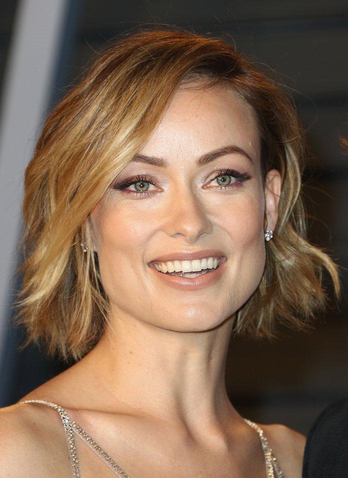 Corte de pelo rostro cuadrado mujer