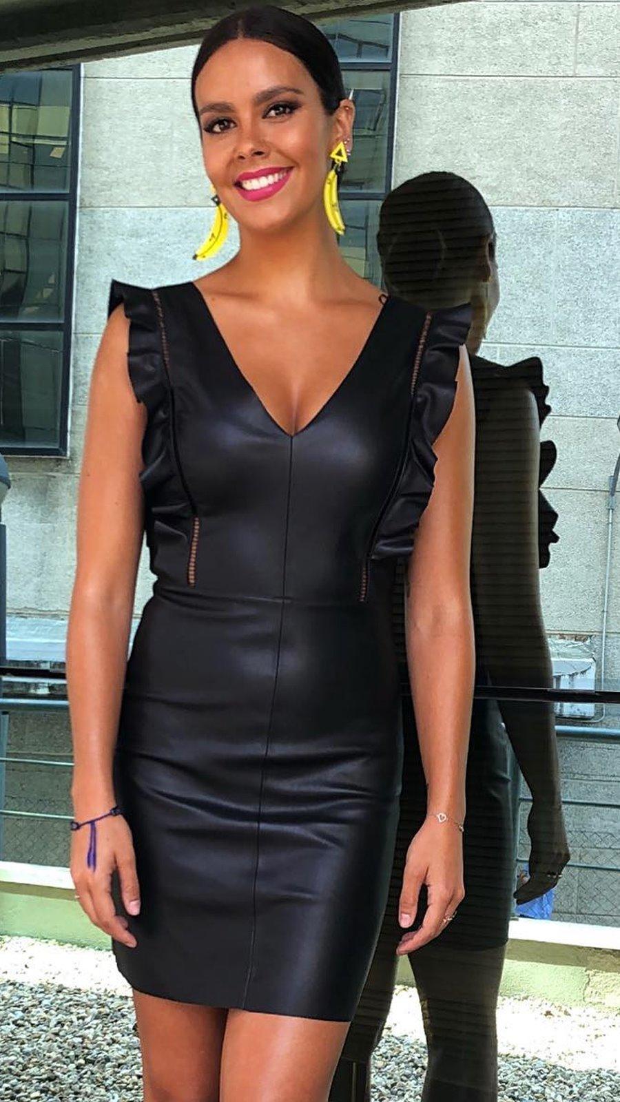 El Corto Vestido Instyle De A Pedroche Vas Tener Cuero Querer Que wvmnPOy0N8