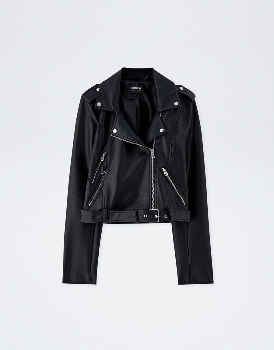 última selección de 2019 precio competitivo estilo clásico de 2019 Las 10 chaquetas de cuero mujer de este otoño-invierno 2018 ...