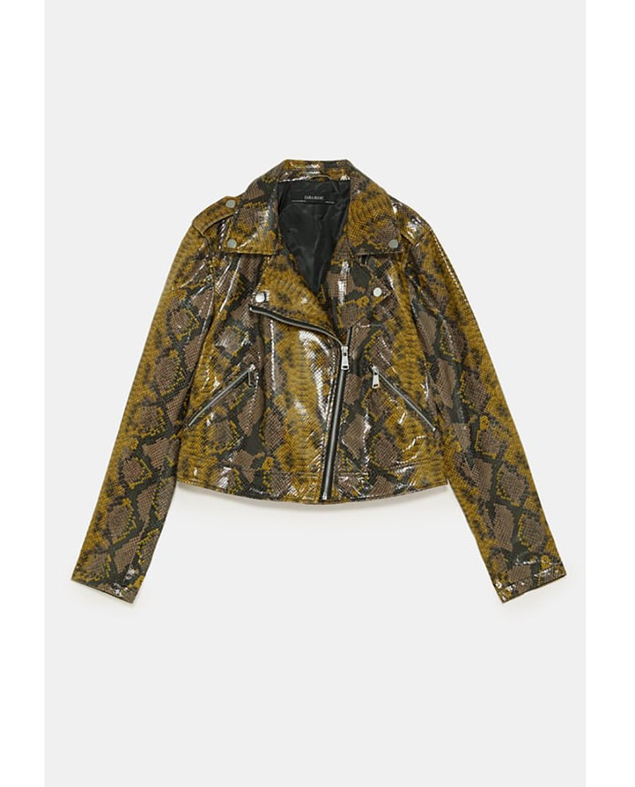 a7000c2c1 Las 10 chaquetas de cuero mujer de este otoño-invierno 2018/19 - InStyle
