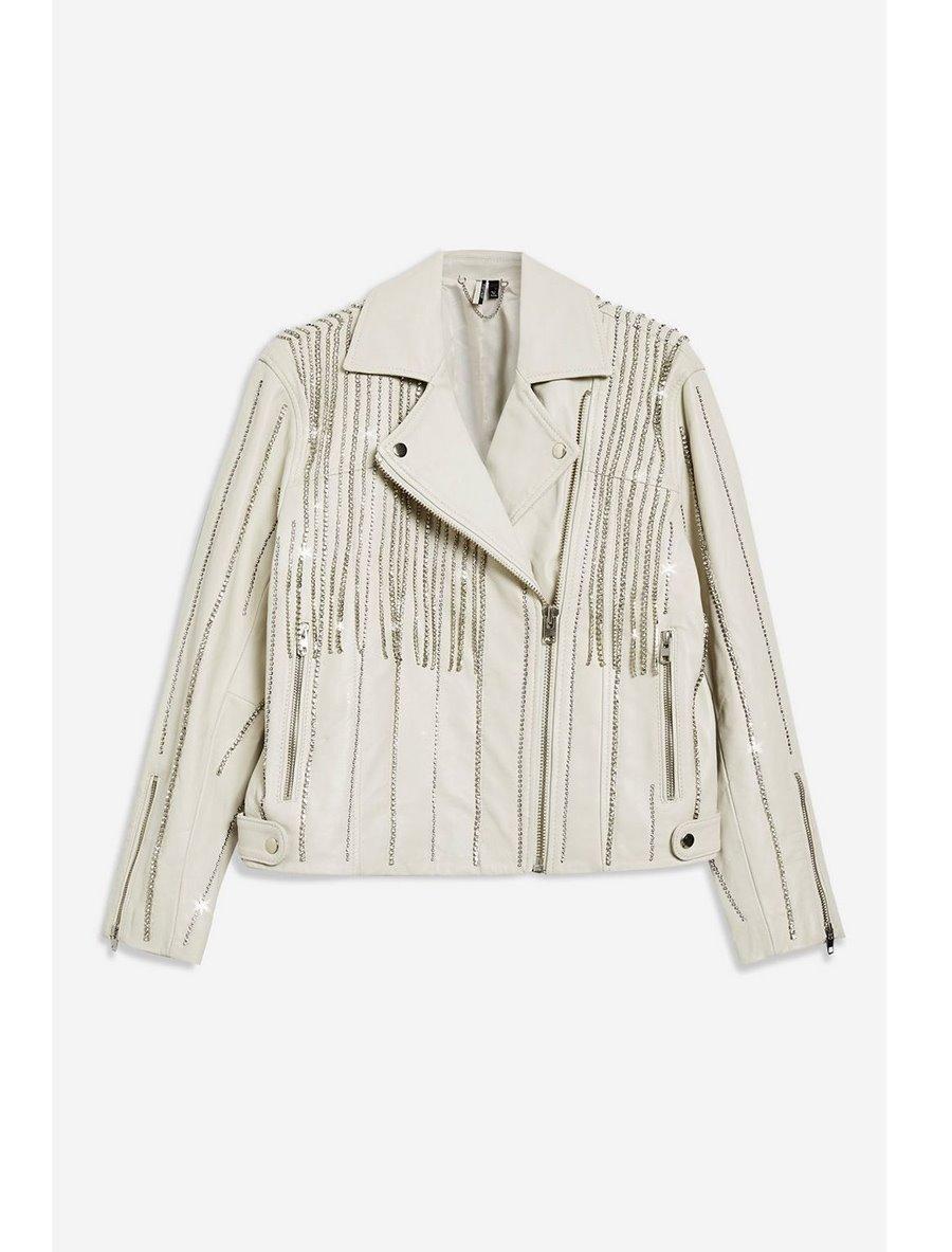 af606eaf83f Las 10 chaquetas de cuero mujer de este otoño-invierno 2018 19 - InStyle