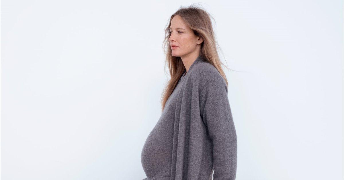 Vestidos de fiesta para embarazadas zara