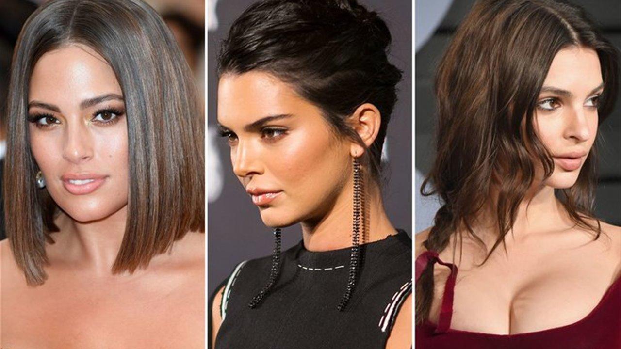 Peinados Faciles Y Rapidos Que Estan De Moda Este Otono 2018 Instyle
