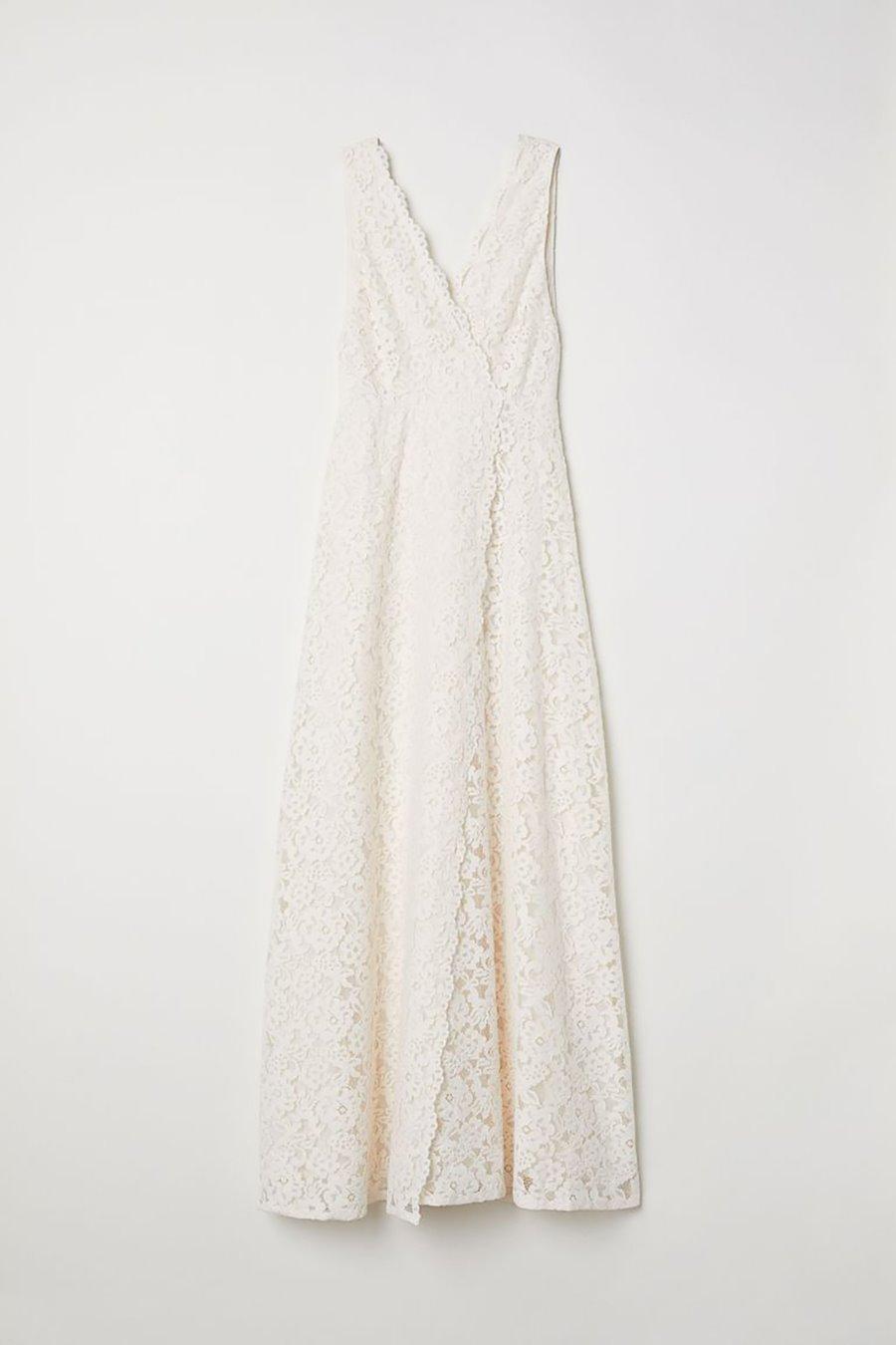 f638defda La colección de vestidos de novia baratos de H M es MUY bonita - InStyle