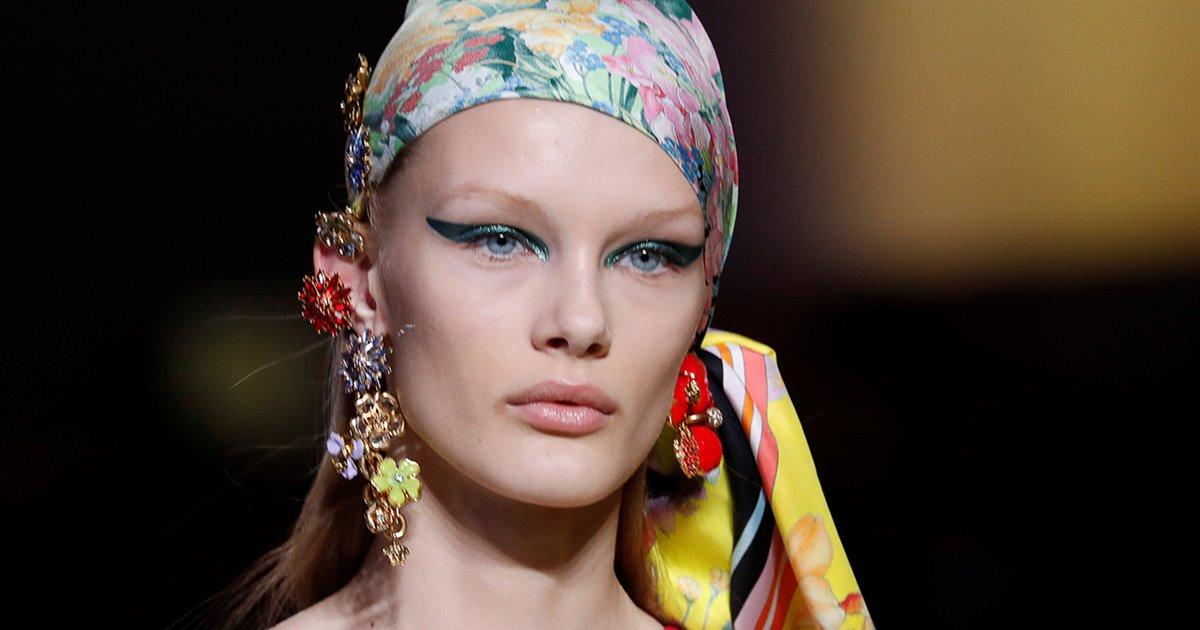 Tendencias de belleza de la Semana de la Moda de Milán: maquillaje y peluquería