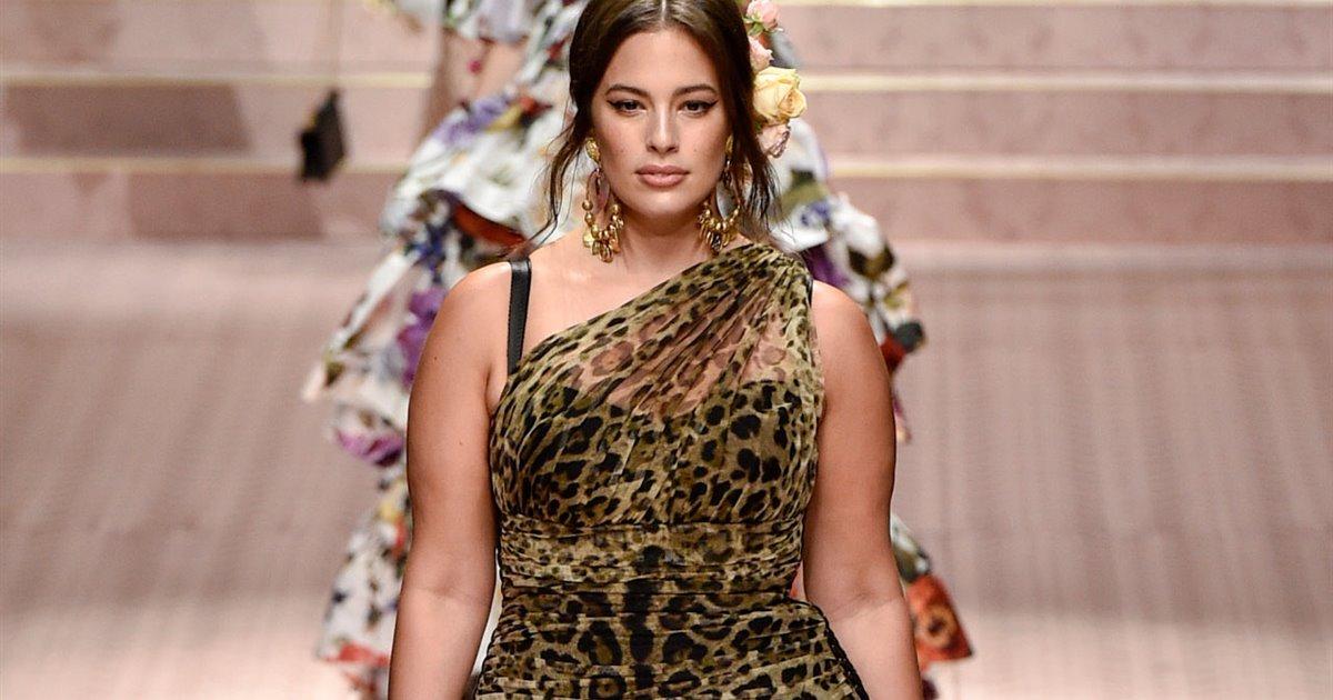 4b1811f85c Famosos que han desfilado para Dolce & Gabbana en Milán - InStyle