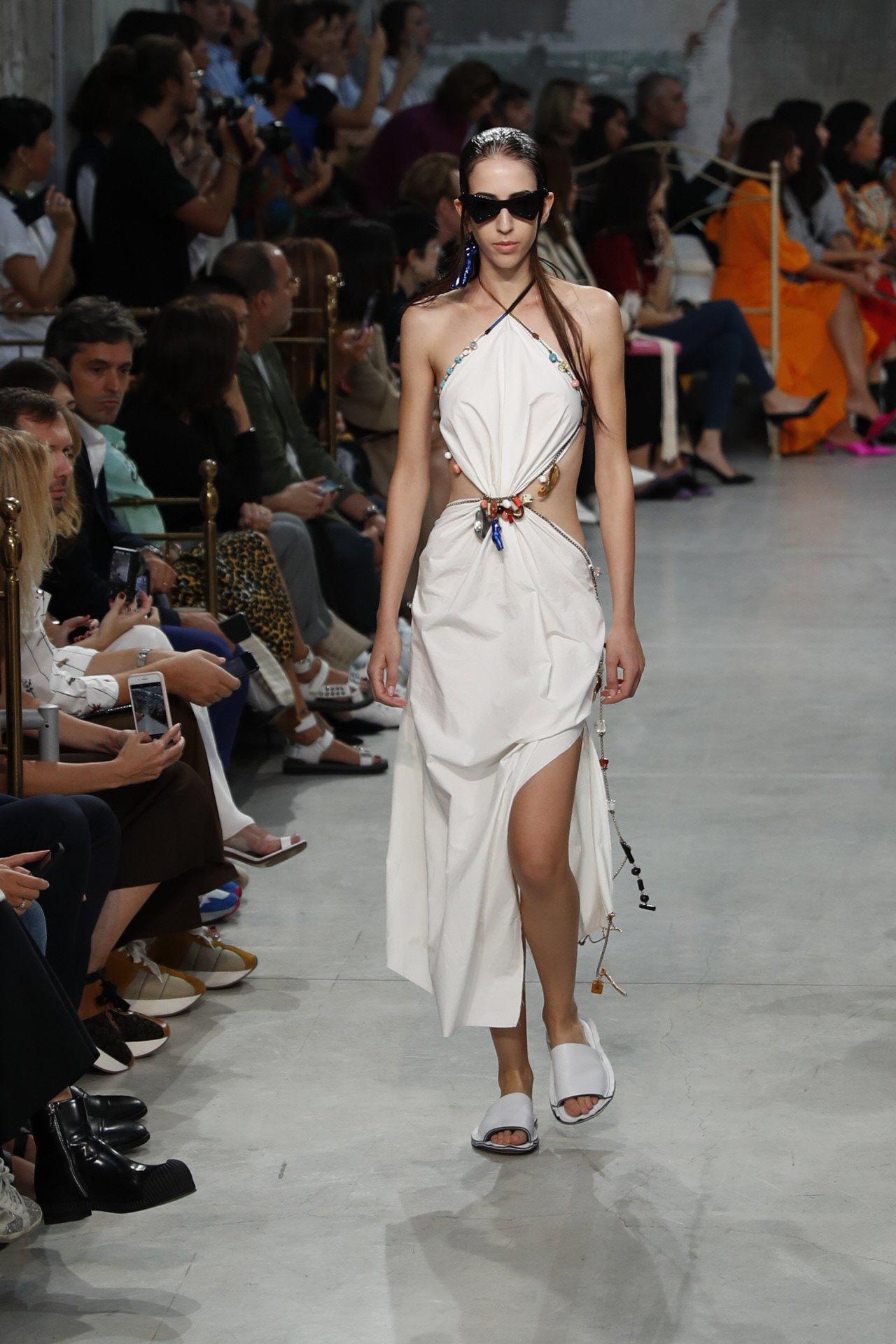 Moda Fashion Verano 2019 En Primavera Tendencias De Vistas Milan tsQrhd