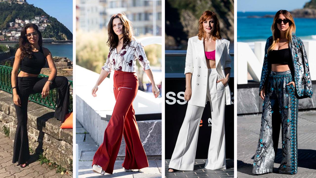 Y Preferidos Campana Pantalón Famosas PalazzoLos Pantalones Las De 5jR4qAL3