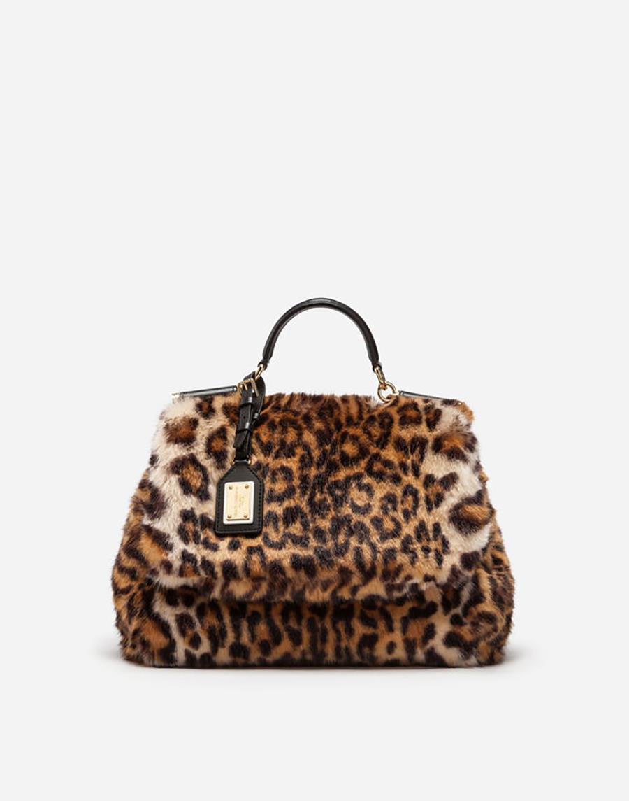 Bolsos estampado leopardo: el accesorio favorito de Paula